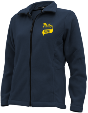 Philo High School Embroidered Fleece Jackets