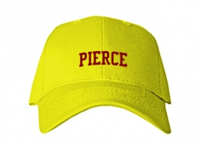 Pierce Middle School Kid Embroidered Baseball Caps