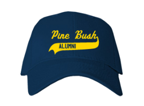 Pine Bush Elementary School Embroidered Baseball Caps