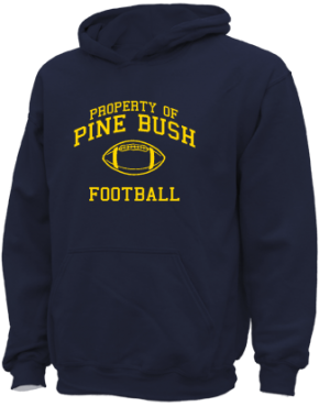 Pine Bush Elementary School Kid Hooded Sweatshirts
