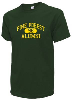 Pine Forest High School T-Shirts
