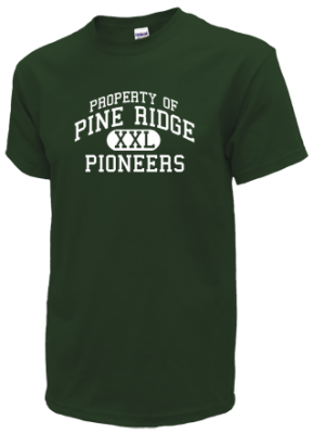 Pine Ridge Elementary School Kid T-Shirts