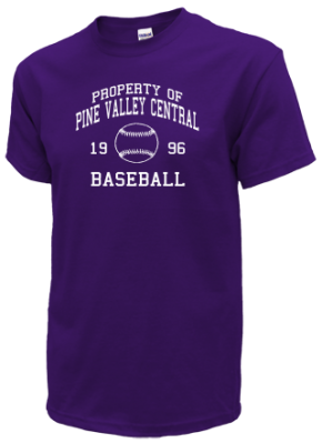 Pine Valley Central High School T-Shirts