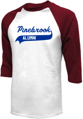 Pinebrook Elementary School Raglan Shirts