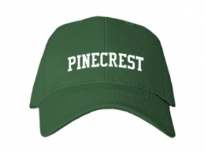 Pinecrest School Kid Embroidered Baseball Caps