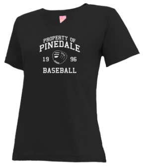 Pinedale High School V-neck Shirts