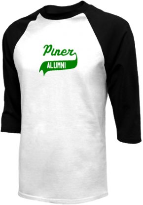 Piner Middle School Raglan Shirts