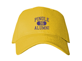 Pinole Middle School Embroidered Baseball Caps