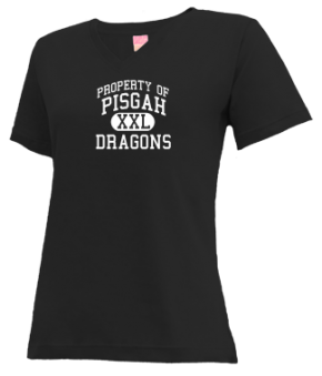 Pisgah High School V-neck Shirts