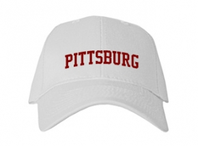 Pittsburg High School Kid Embroidered Baseball Caps