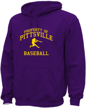 Pittsville High School Hoodies
