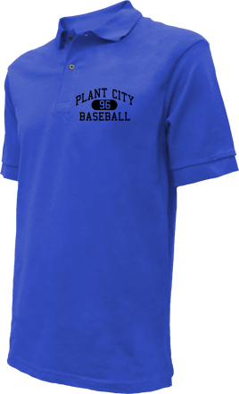 Plant City High School Embroidered Polo Shirts