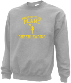 Plant High School Sweatshirts