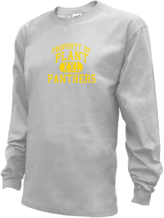 Plant High School Kid Long Sleeve Shirts