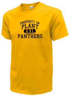 Plant High School Kid T-Shirts