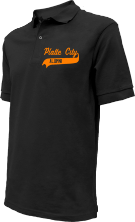 Platte City Middle School Embroidered Polo Shirts