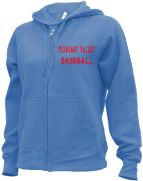Pleasant Valley High School Zip-up Hoodies