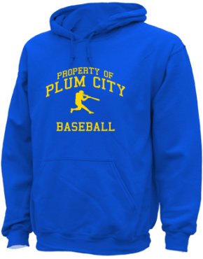 Plum City High School Hoodies