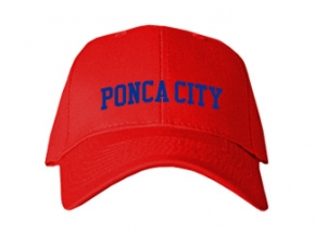 Ponca City High School Kid Embroidered Baseball Caps