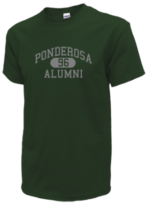Ponderosa High School T-Shirts