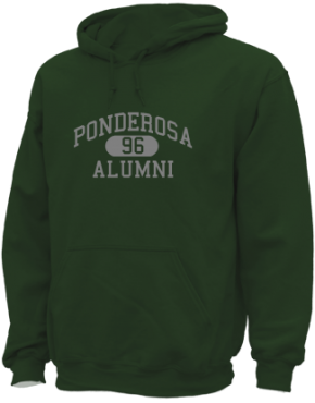 Ponderosa High School Hoodies
