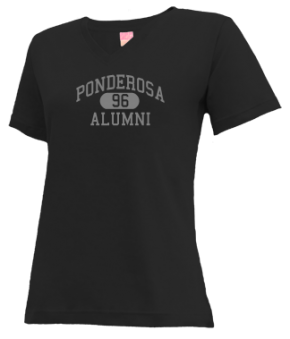 Ponderosa High School V-neck Shirts