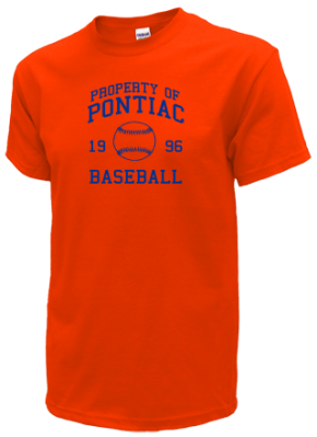Pontiac High School T-Shirts