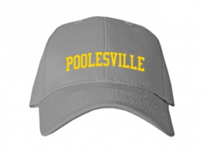 Poolesville High School Kid Embroidered Baseball Caps