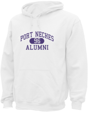 Port Neches Middle School Hoodies