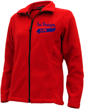 Port Washington Elementary School Embroidered Fleece Jackets