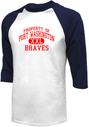 Port Washington Elementary School Raglan Shirts
