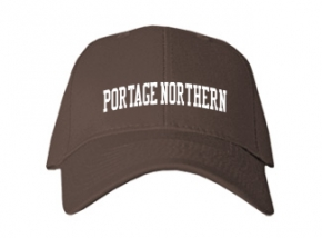 Portage Northern High School Kid Embroidered Baseball Caps