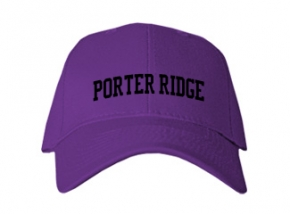 Porter Ridge Middle School Kid Embroidered Baseball Caps