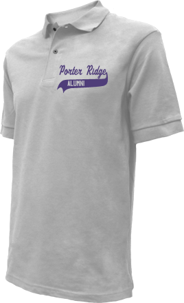 Porter Ridge Middle School Embroidered Polo Shirts