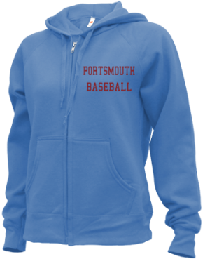 Portsmouth High School Zip-up Hoodies