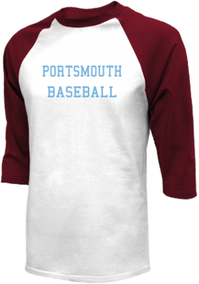 Portsmouth High School Raglan Shirts