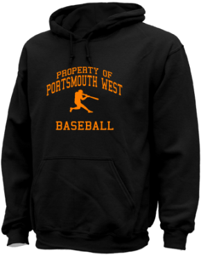 Portsmouth West High School Hoodies
