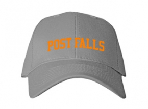 Post Falls High School Kid Embroidered Baseball Caps