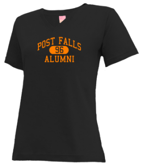 Post Falls High School V-neck Shirts