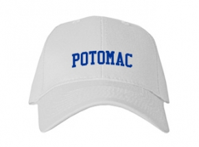 Potomac High School Kid Embroidered Baseball Caps