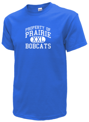 Prairie Elementary School Kid T-Shirts