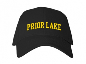 Prior Lake High School Kid Embroidered Baseball Caps