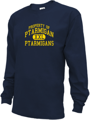 Ptarmigan Elementary School Kid Long Sleeve Shirts