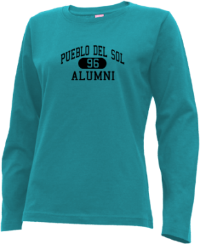 Pueblo Del Sol Middle School Long Sleeve Shirts