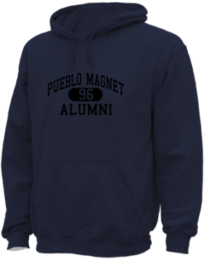 Pueblo Magnet High School Hoodies