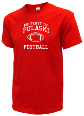 Pulaski Middle School Kid T-Shirts