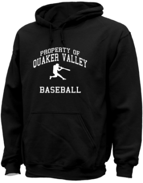 Quaker Valley High School Hoodies