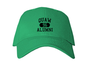Quaw Elementary School Embroidered Baseball Caps
