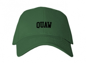 Quaw Elementary School Kid Embroidered Baseball Caps