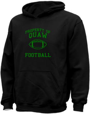 Quaw Elementary School Kid Hooded Sweatshirts